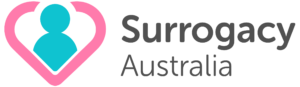 Surrogacy Australia logo